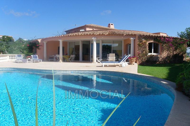 Villa Théoule-sur-Mer Miramar,  Location saisonnière villa  4 chambres   300m²