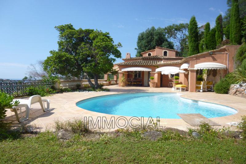 Villa Théoule-sur-Mer Port la galère,  Location saisonnière villa  2 chambres   180m²