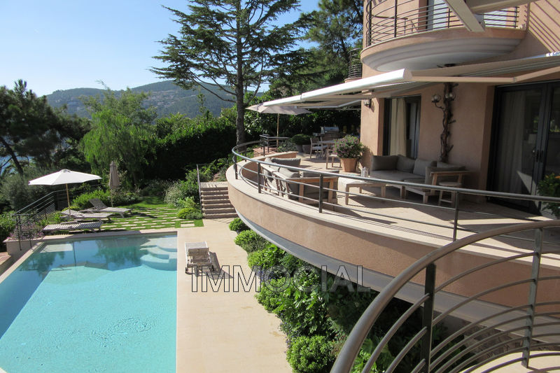 Villa Théoule-sur-Mer Proche village,  Location saisonnière villa  4 bedroom   270m²
