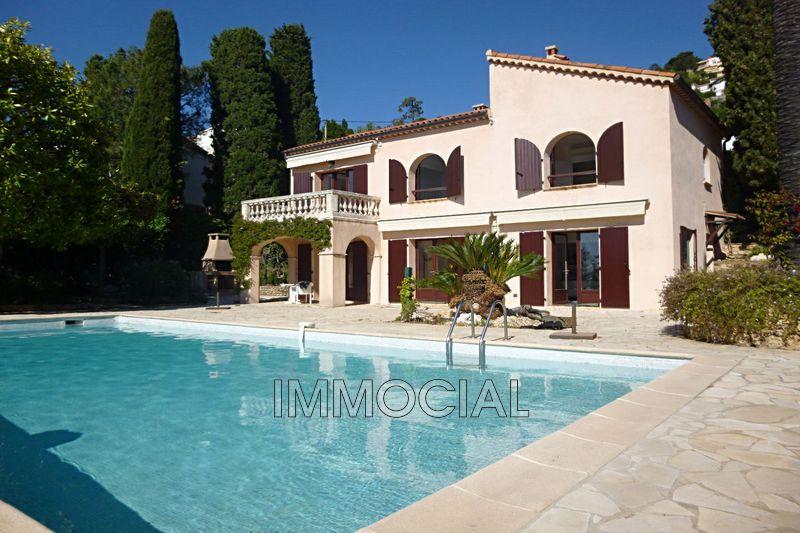 Villa provençale Théoule-sur-Mer Le trayas,  Location saisonnière villa provençale  3 chambres   130m²