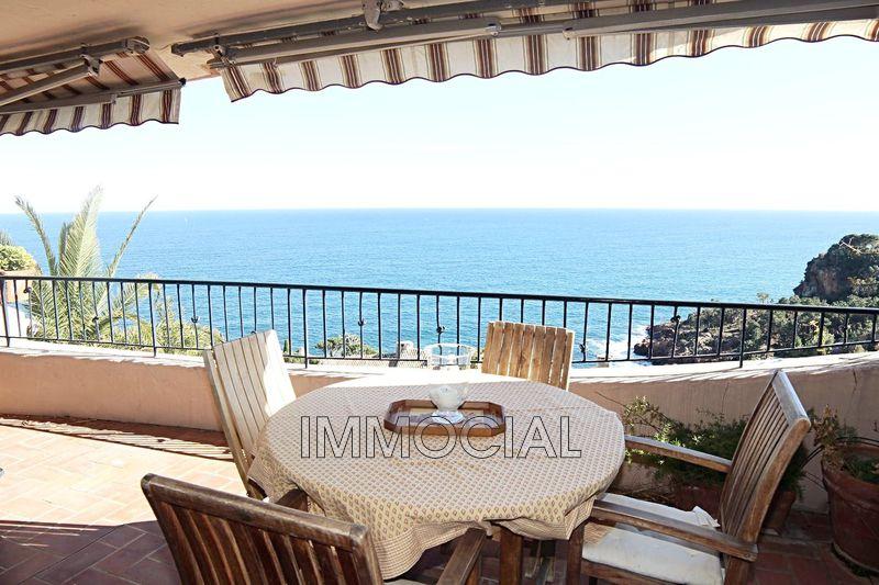 Apartment Théoule-sur-Mer Port la galère,  Location saisonnière apartment  3 rooms   75m²
