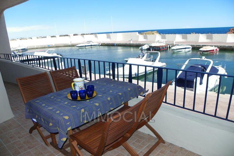 Appartement Théoule-sur-Mer Port la galère,  Location saisonnière appartement  3 pièces   72m²