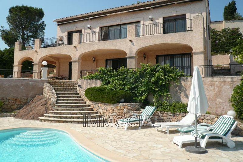 Villa Théoule-sur-Mer Miramar,  Location saisonnière villa  3 chambres   140m²