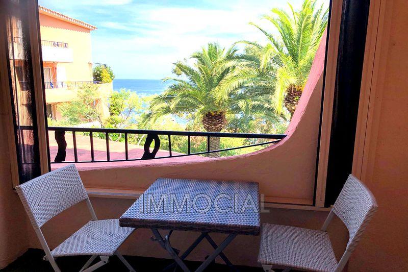 Appartement Théoule-sur-Mer Port la galère,  Location saisonnière appartement  1 pièce   20m²