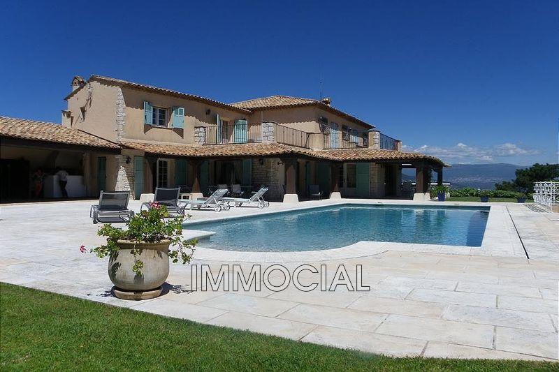 Villa Théoule-sur-Mer  Location villa  5 chambres   160m²