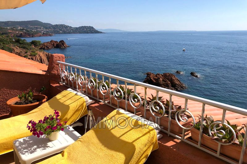 Apartment Saint-Raphaël Front de mer,   to buy apartment  3 rooms   80 m²