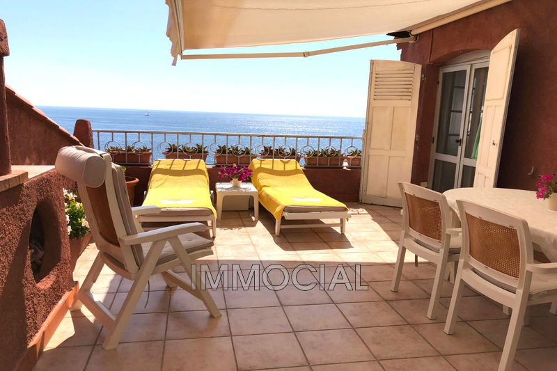 Photo Apartment Saint-Raphaël Front de mer,   to buy apartment  3 rooms   80 m²