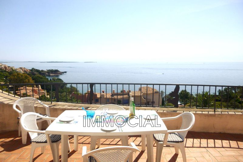 Apartment Théoule-sur-Mer Port la galère,   to buy apartment  3 rooms   72 m²