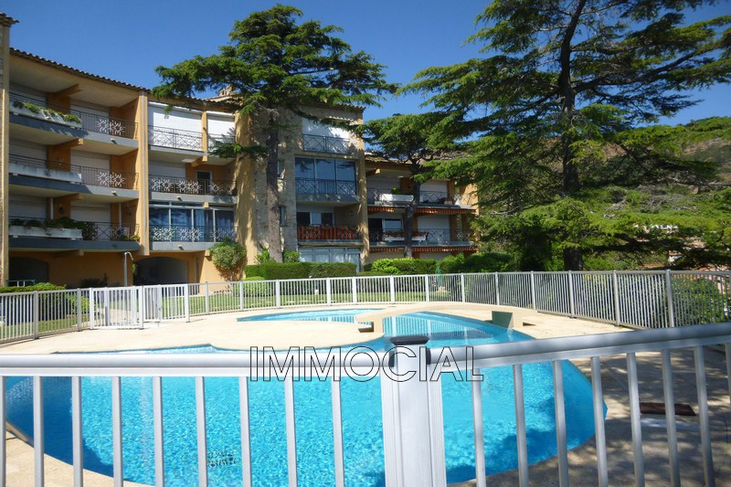Apartment Théoule-sur-Mer Proche village,   to buy apartment  1 room   37 m²