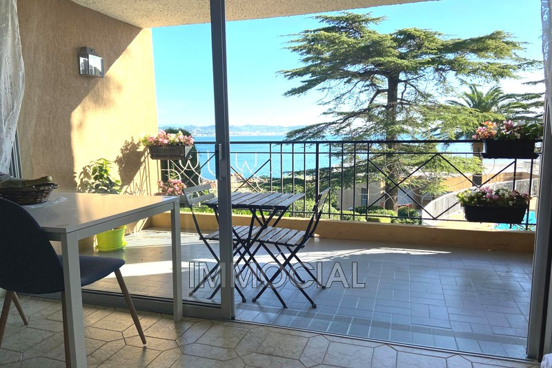 Photo Apartment Théoule-sur-Mer Proche village,   to buy apartment  1 room   37 m²
