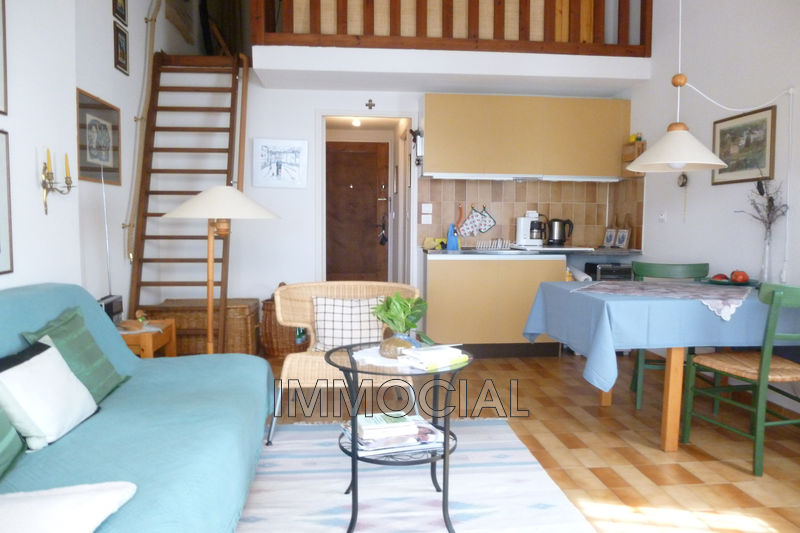 Photo n°2 - Vente appartement Théoule-sur-Mer 06590 - 235 000 €