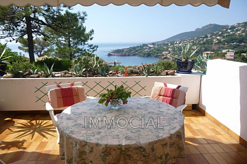 Photo Appartement Théoule-sur-Mer Miramar,   achat appartement