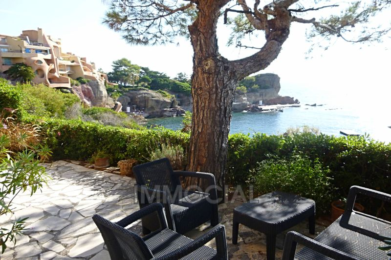 Photo Apartment Théoule-sur-Mer Port la galère,   to buy apartment  4 rooms   75 m²
