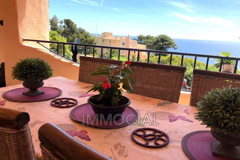 Photo n°2 - Vente appartement Théoule-sur-Mer 06590 - 455 000 €