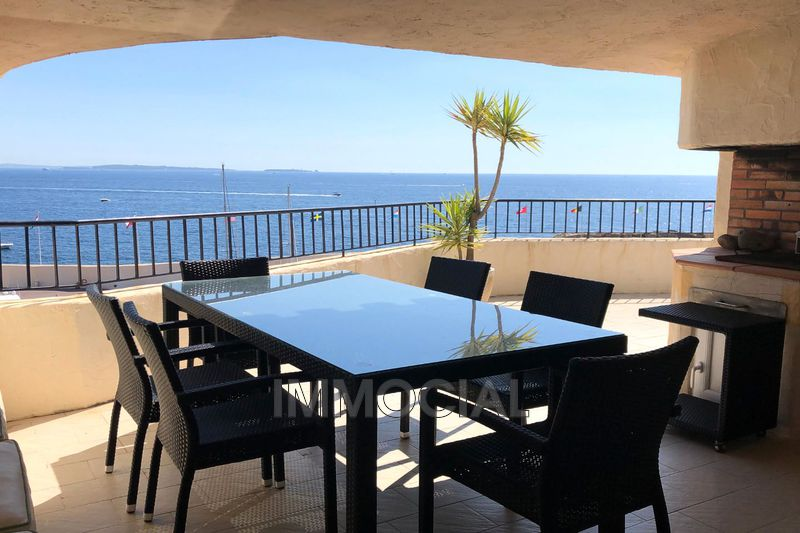 Apartment Théoule-sur-Mer Port la galère,   to buy apartment  4 rooms   88 m²