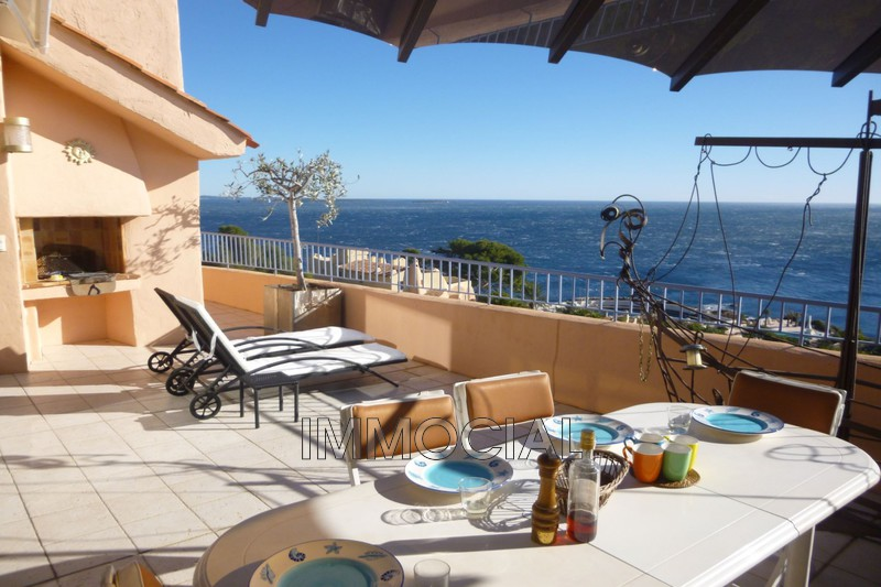 Apartment Théoule-sur-Mer Port la galère,   to buy apartment  4 rooms   83 m²