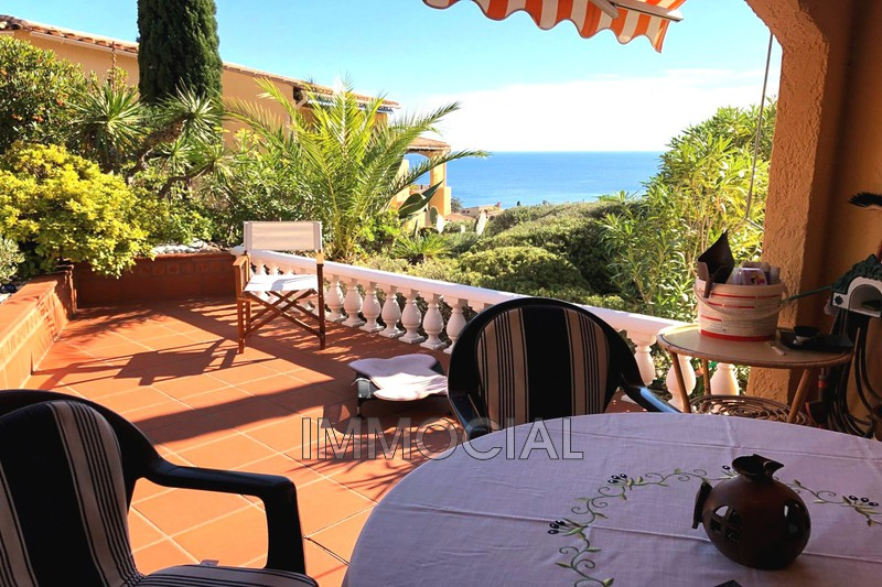Photo Duplex Théoule-sur-Mer Miramar,   to buy duplex  3 rooms   69 m²