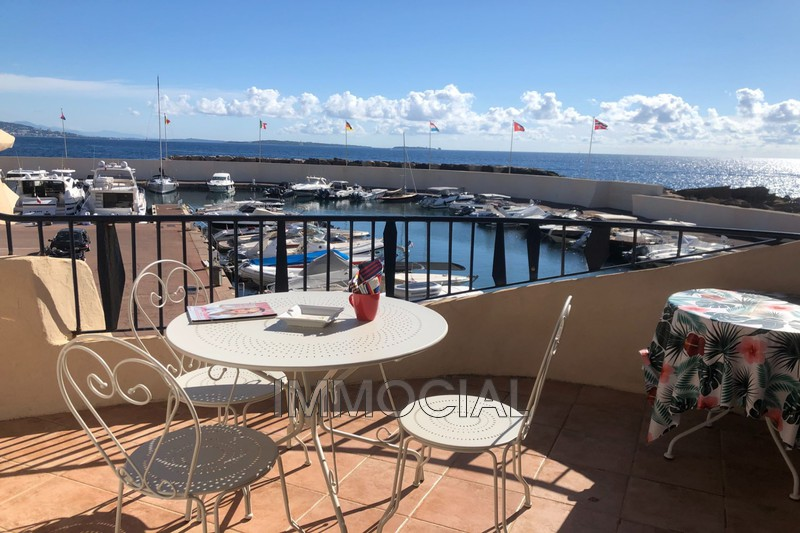 Apartment Théoule-sur-Mer Port la galère,   to buy apartment  2 rooms   49 m²