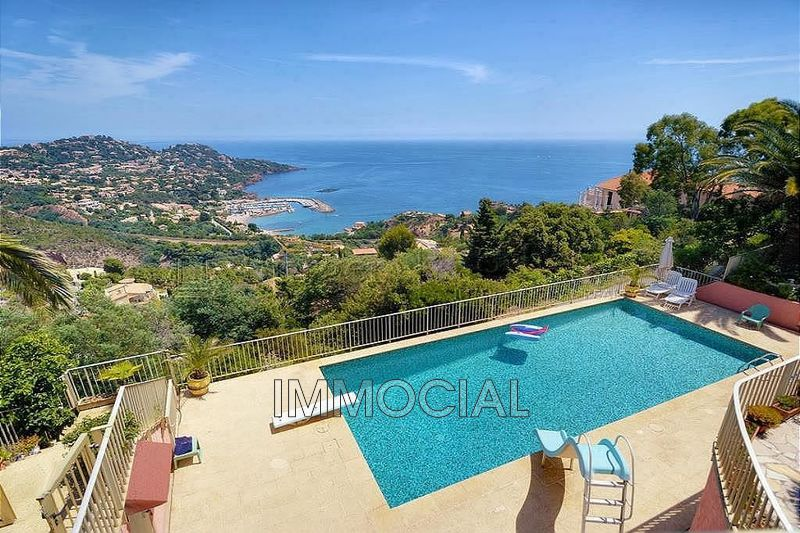 Photo Villa Théoule-sur-Mer   to buy villa  5 bedroom   300 m²