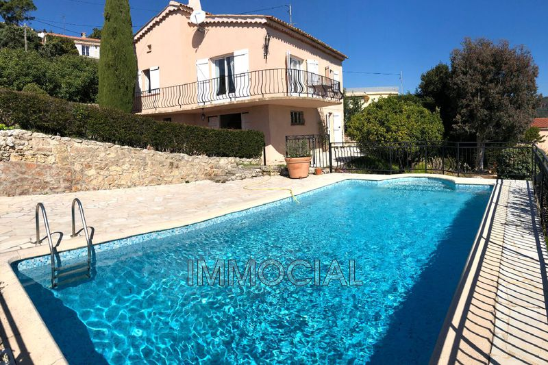 Photo Villa Théoule-sur-Mer Le trayas,   to buy villa  2 bedroom