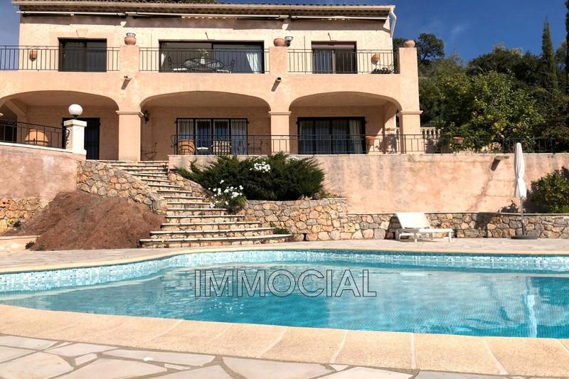 Villa Théoule-sur-Mer Miramar,   achat villa  3 chambres   140m²
