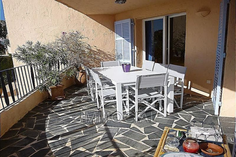 Apartment Théoule-sur-Mer   to buy apartment  2 rooms   59 m²