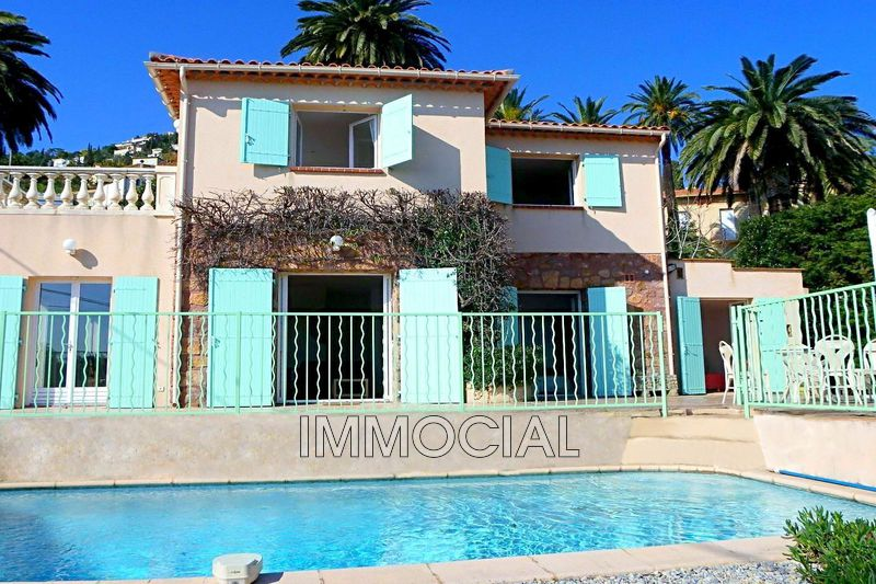 House Saint-Raphaël Le trayas,   to buy house  4 bedroom