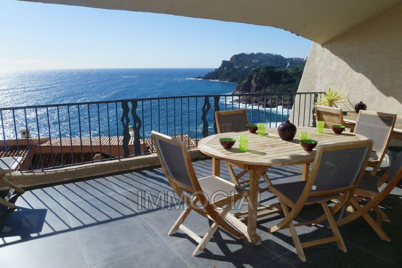 Apartment Théoule-sur-Mer Port la galère,   to buy apartment  4 rooms   84 m²