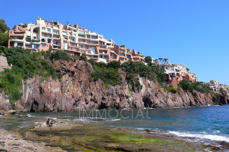 Apartment Théoule-sur-Mer Port la galère,   to buy apartment  3 rooms   85 m²