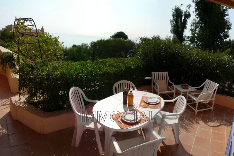 Photo Apartment Théoule-sur-Mer Port la galère,   to buy apartment  2 rooms   53 m²