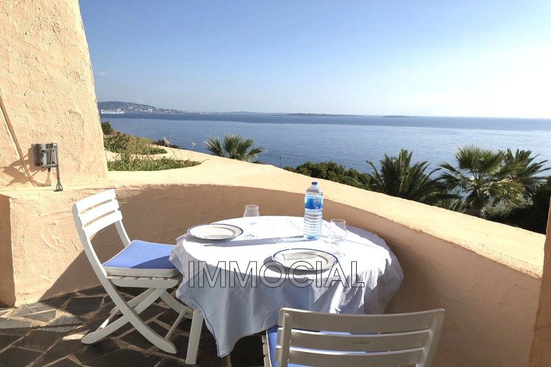 Apartment Théoule-sur-Mer Port la galère,   to buy apartment  2 rooms   60 m²