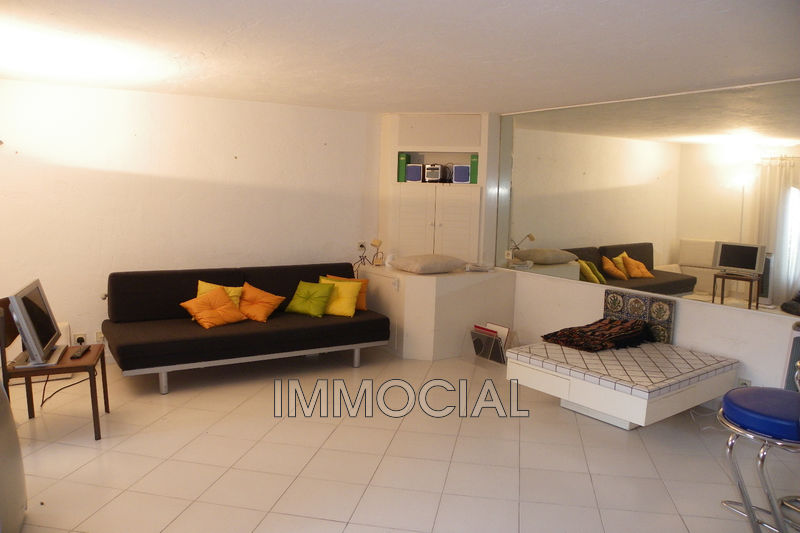 Photo n°2 - Vente appartement Théoule-sur-Mer 06590 - 250 000 €