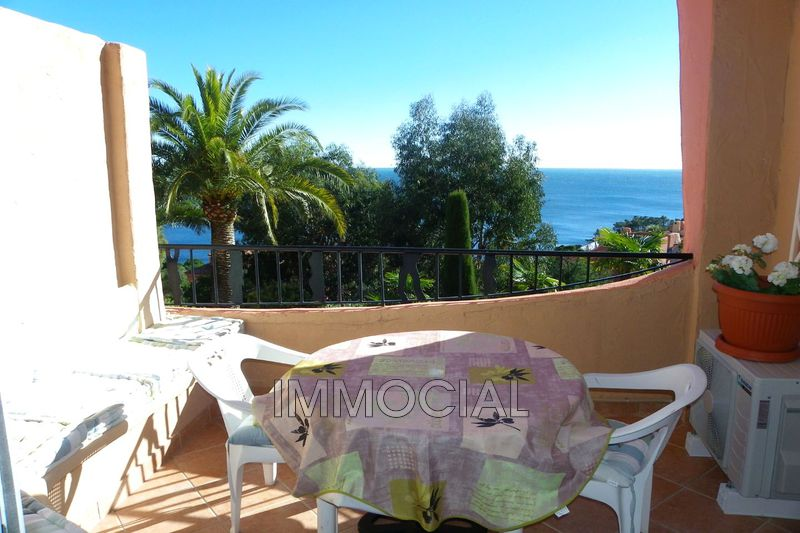 Photo Apartment Théoule-sur-Mer Port la galère,   to buy apartment  1 room   23 m²