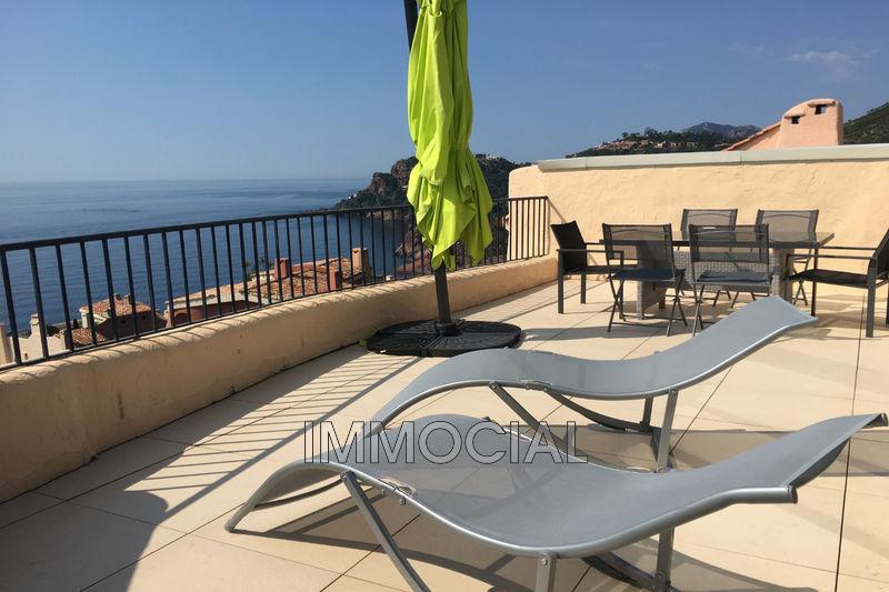 Photo Duplex Théoule-sur-Mer Port la galère,   to buy duplex  3 rooms   77m²