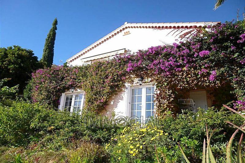 Villa Agay Le trayas,   achat villa  3 chambres   115m²