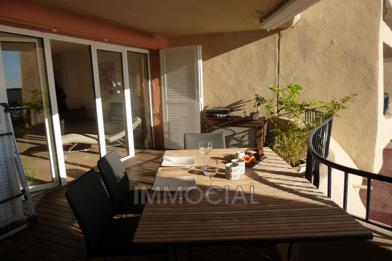 Photo Apartment Théoule-sur-Mer Port la galère,   to buy apartment  2 rooms   74 m²