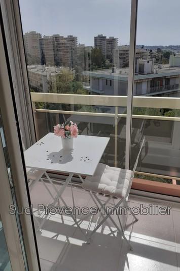 Appartement Juan-les-Pins Badine,  Location appartement  3 pièces   62m²