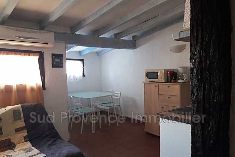 Photo Appartement Antibes Vieil antibes,  Location appartement  1 pièce   20 m²