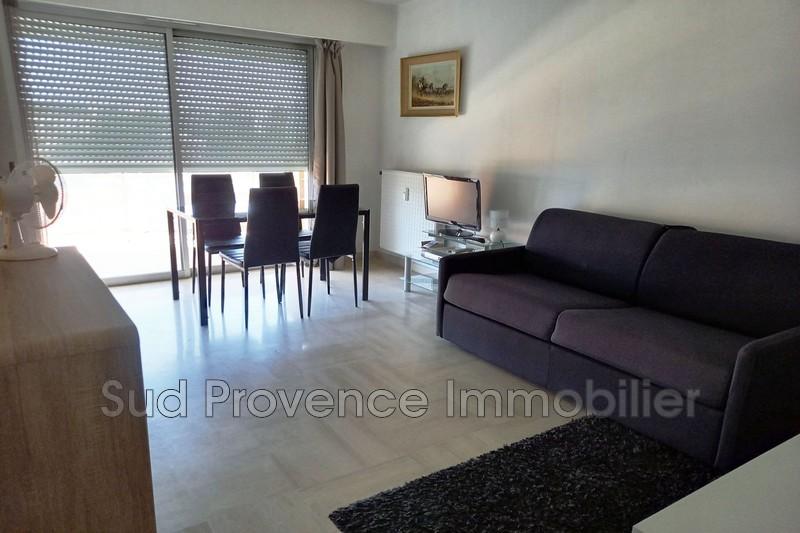 Photo Apartment Juan-les-Pins Juan les pins,  Rentals apartment  1 room   29m²