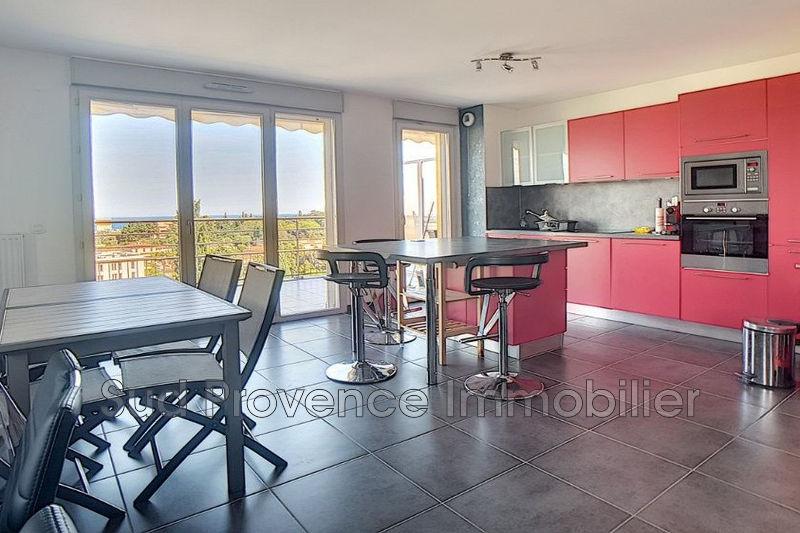 Appartement Antibes Antibes mi hauteurs,   achat appartement  3 pièces   85m²