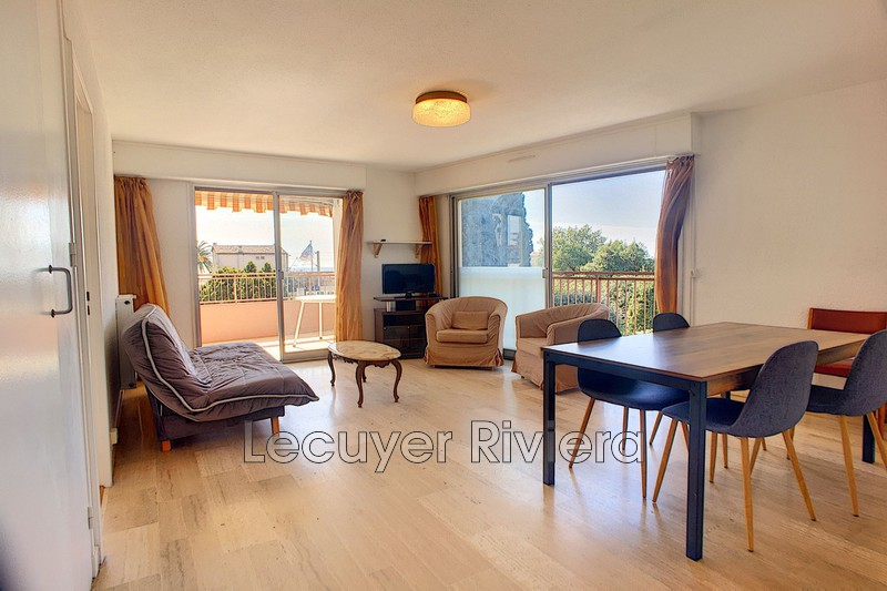 Photo Apartment Golfe-Juan Centreville,  Rentals apartment  2 rooms   44 m²