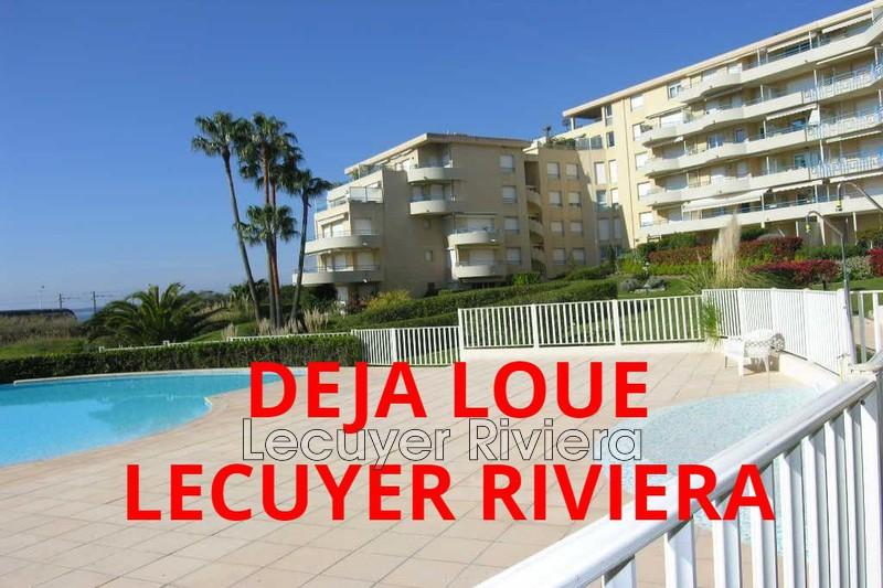 Photo Apartment Juan-les-Pins Antibes les pins,  Rentals apartment  1 room   21m²