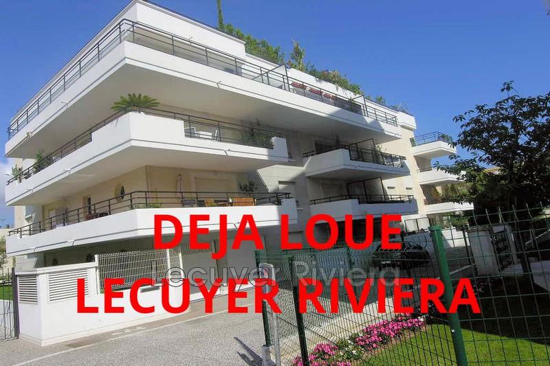 Photo Appartement Golfe-Juan Centre-ville,  Location appartement  2 pièces   47m²