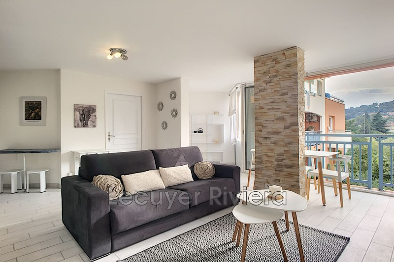 Photo Apartment Vallauris Centre-ville,  Rentals apartment  2 rooms   43 m²