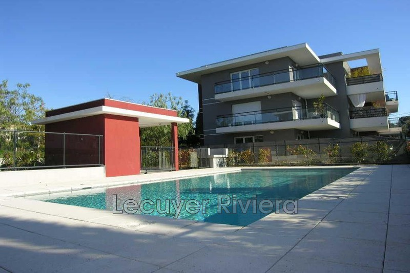 Photo Apartment Golfe-Juan Pompidou,  Rentals apartment  3 rooms   55 m²