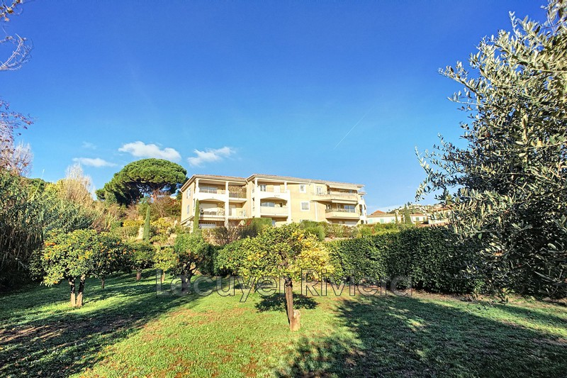 Photo Appartement Golfe-Juan Colline,  Location appartement  2 pièces   44 m²