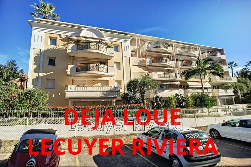 appartement  3 pièces  Golfe-Juan Centre  64m² -