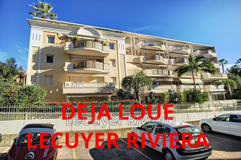 Photo Apartment Golfe-Juan Centre,  Rentals apartment  3 rooms   64m²