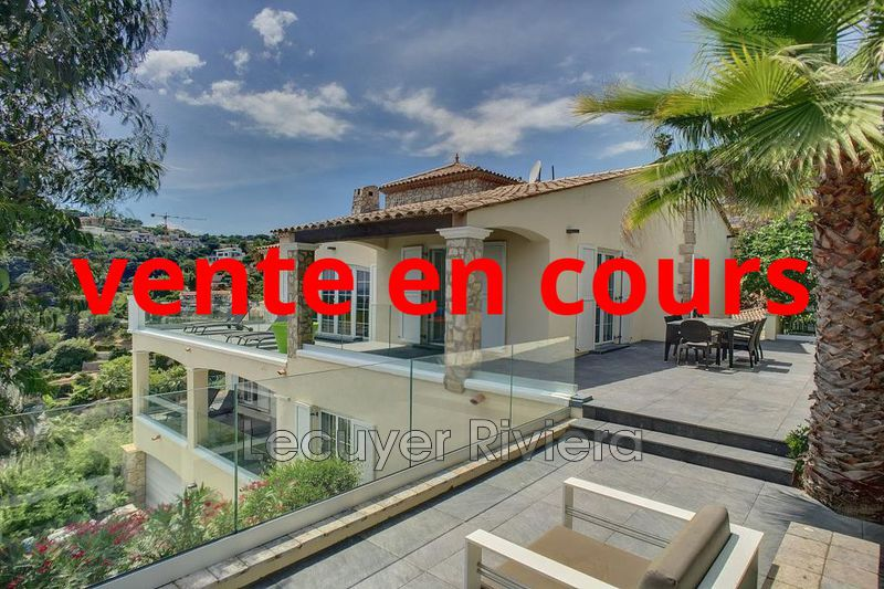 Photo Villa Vallauris Colline,   achat villa  5 chambres   248 m²