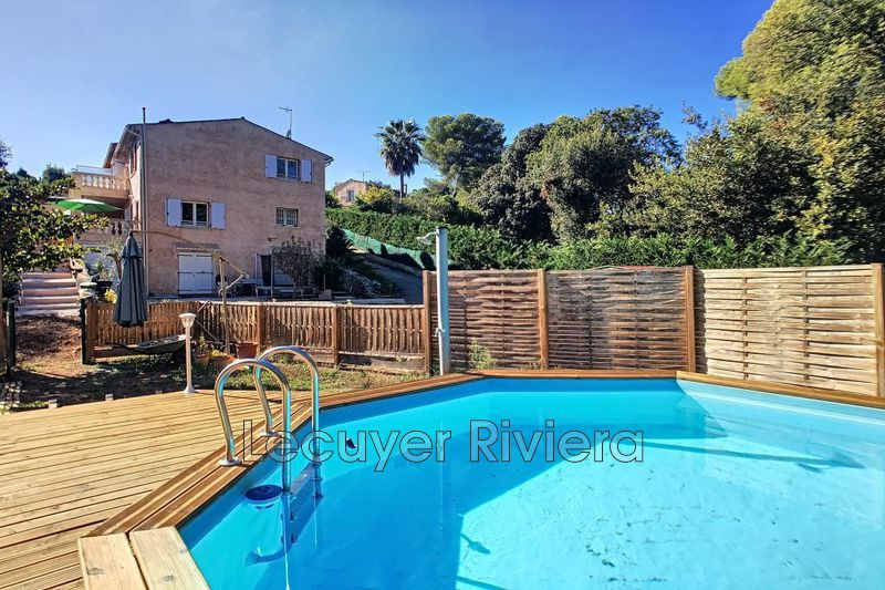 Photo House Golfe-Juan Collines,   to buy house  4 bedroom   152 m²